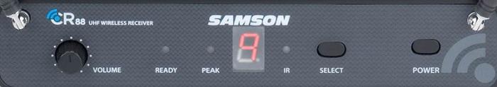 Đầu thu micro không dây SAMSON Concert 88 (CR88)